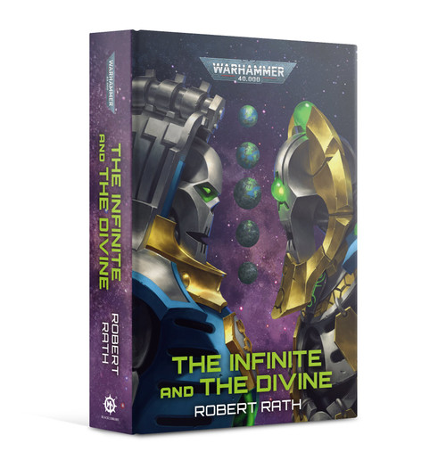 Black Library: The Infinite And The Divine (HB)