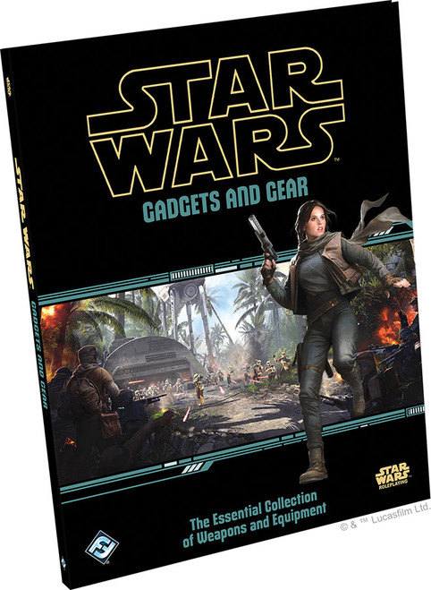 Star Wars: Star Wars RPG: Gadgets and Gear Hardcover