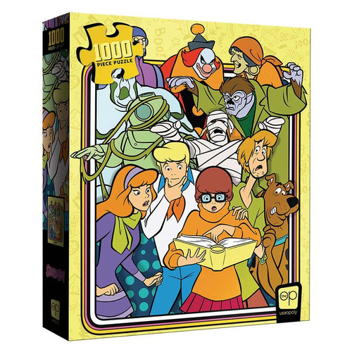 Puzzle: Scooby-Doo: Meddling Kids 1000pc