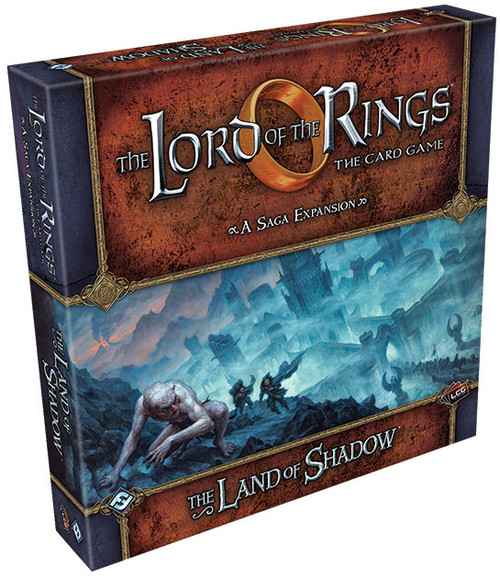 Card Games: Lord of the Rings - The Land of Shadow