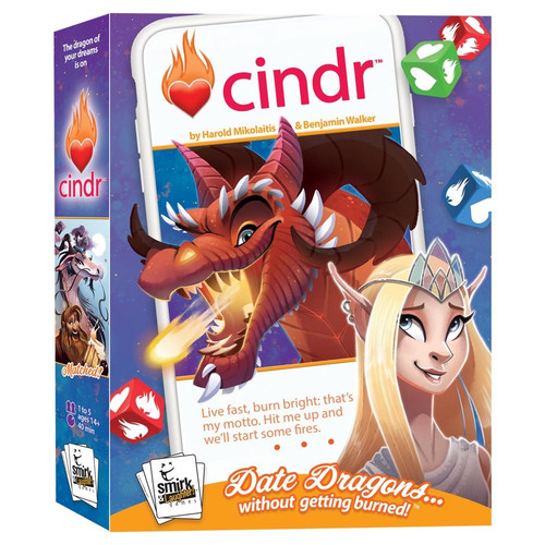 Card Games: Cindr