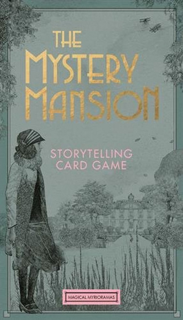 Card Games: Storytelling Card Game: The Mystery Mansion