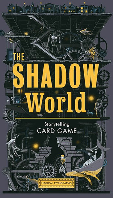 Card Games: Storytelling Card Game: The Shadow World