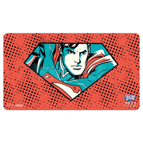 Playmats: Other Printed Playmats - Justice League: Playmat - Superman