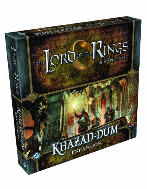 Card Games: Lord of the Rings - Khazad-dum