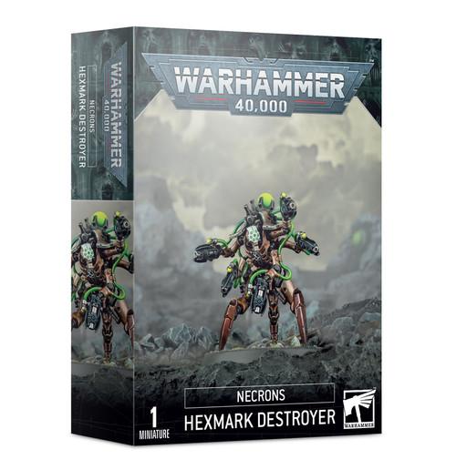 Warhammer 40K: Necrons - Hexmark Destroyer