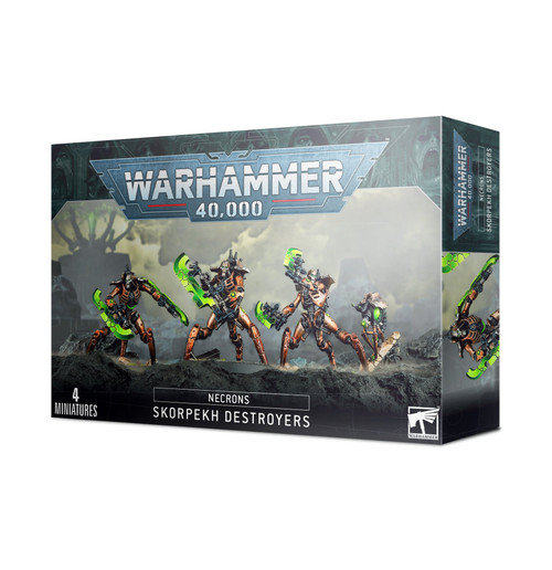 Warhammer 40K: Necrons - Skorpekh Destroyers