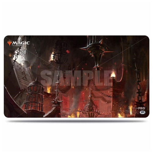 Playmats: MTG Playmats - Magic the Gathering: Ravnica Allegiance Play Mat - Blood Crypt