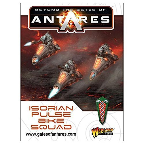 Beyond the Gates of Antares: Isorian - Pulse Bike Squad