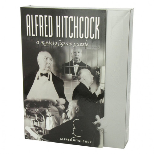 Jigsaw: Alfred Hitchcock (1000 pieces)