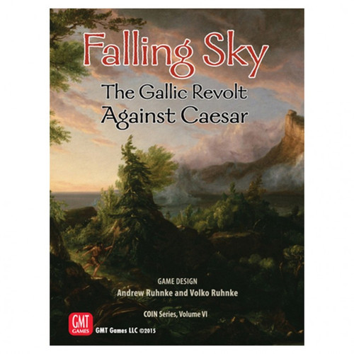 Falling Sky, 2nd Printing