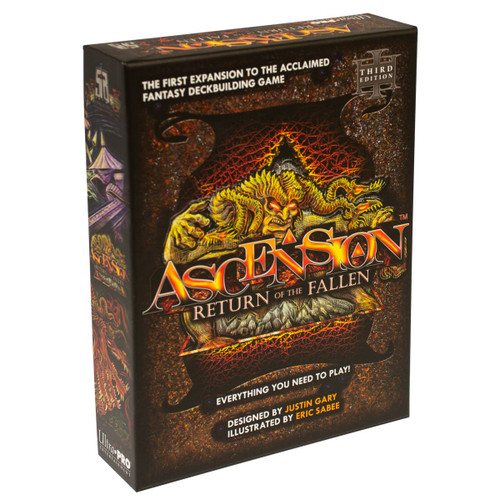 Card Games: Ascension - Ascension: Return of the Fallen 3rd Edition