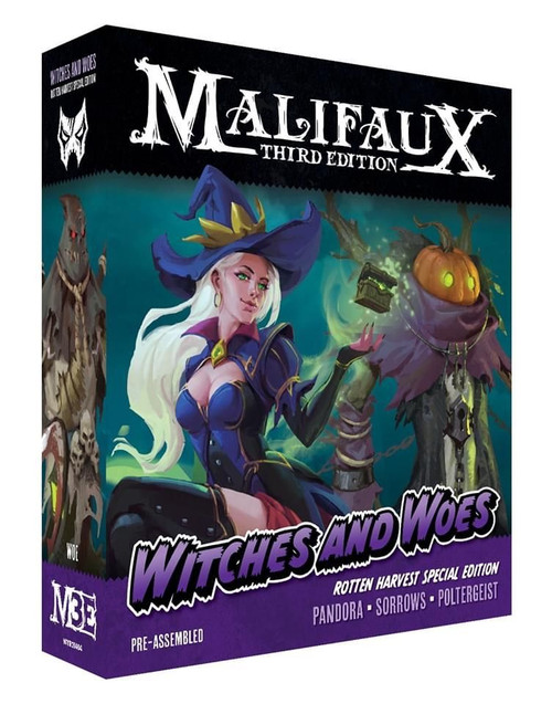 Malifaux: Neverborn - Rotten Harvest : Pandora