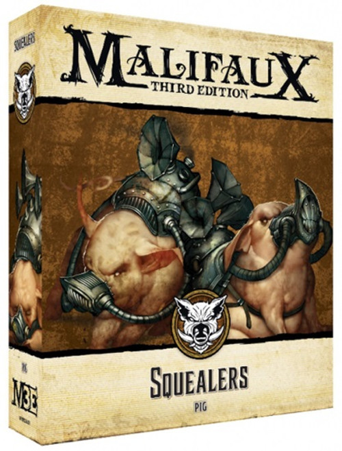 (Preorder) Malifaux: Bayou - Squealers