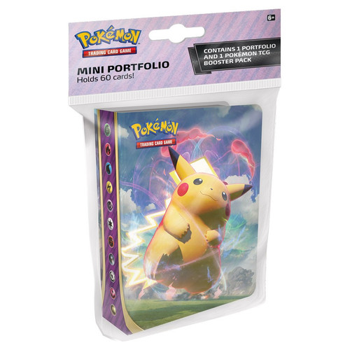 (Preorder) Pokemon TCG: Accessories - Pokemon TCG: Vivid Voltage: Mini Portfolio