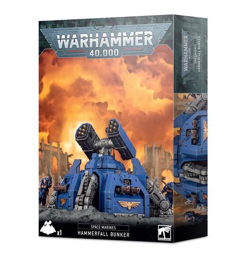 Warhammer 40K: Space Marines - Hammerfall Bunker