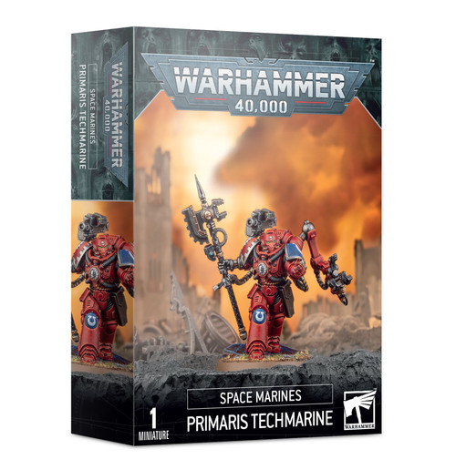 Warhammer 40K: Space Marines - Primaris Techmarine