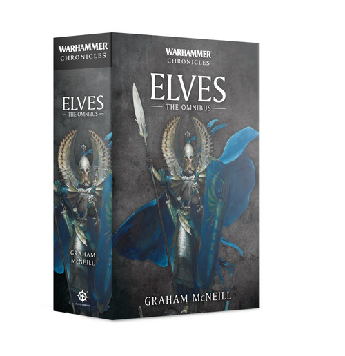 Black Library: Elves: The Omnibus (PB)