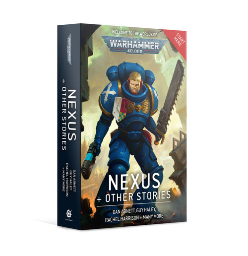 Black Library: Nexus & Other Stories (PB)