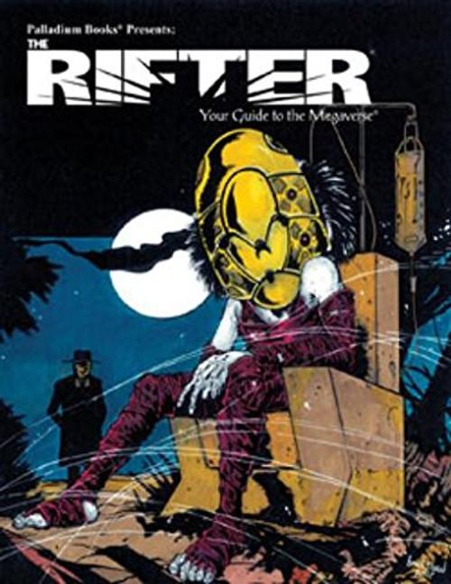 Miscellanous RPGs: Rifter: #79