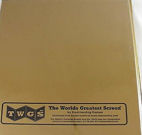 The Worlds Greatest Screen - Horizontal and Landscape (Gold)