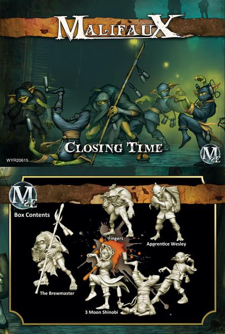 Malifaux: Bayou - Closing Time - Brewmaster Crew