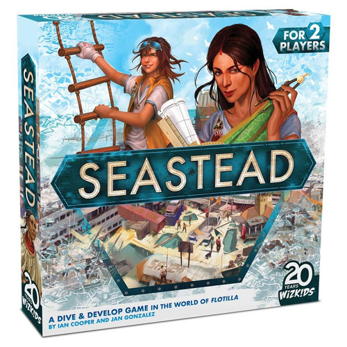 Board Games: Seastead