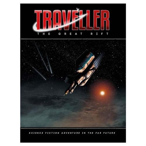 Miscellanous RPGs: Traveller: The Great Rift Box Set