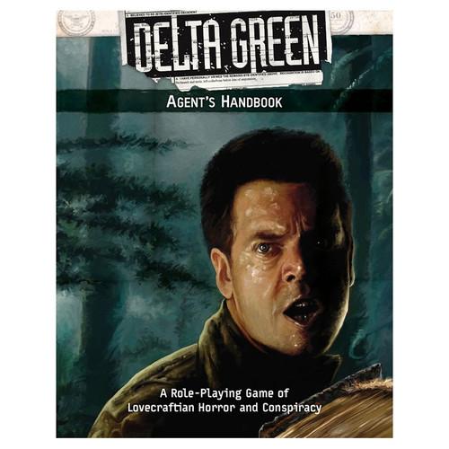 Miscellanous RPGs: Delta Green RPG: Agent's Handbook