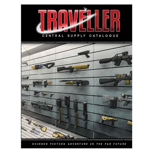 Miscellanous RPGs: Traveller: Central Supply Catalogue