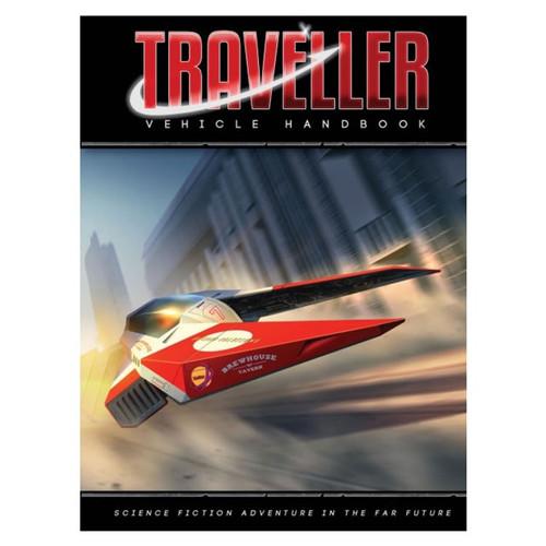 Miscellanous RPGs: Traveller: Vehicle Handbook