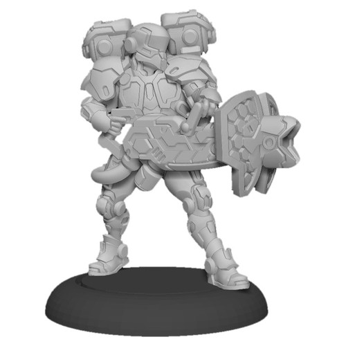 Warcaster: Neo-Mechanika: Iron Star Alliance - Paladin Aegis (Iron Star Alliance)