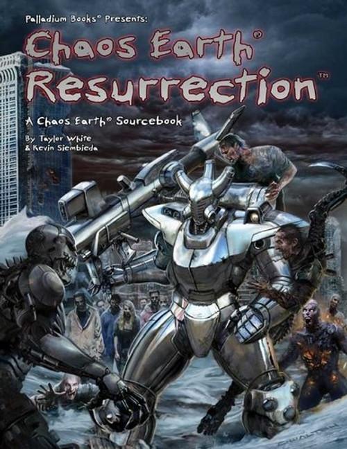 Miscellanous RPGs: Rifts: CE: Resurrection