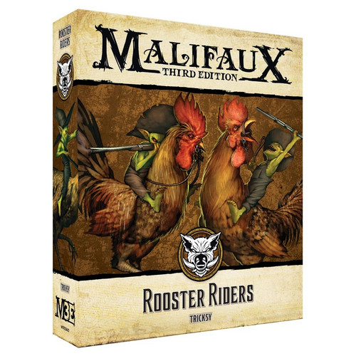 Malifaux: Bayou - Rooster Riders