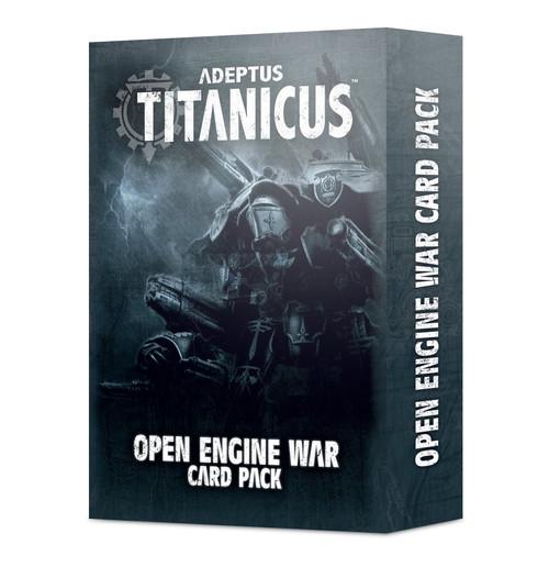 (Preorder) Adeptus Titanicus: Open Engine War Card Pack