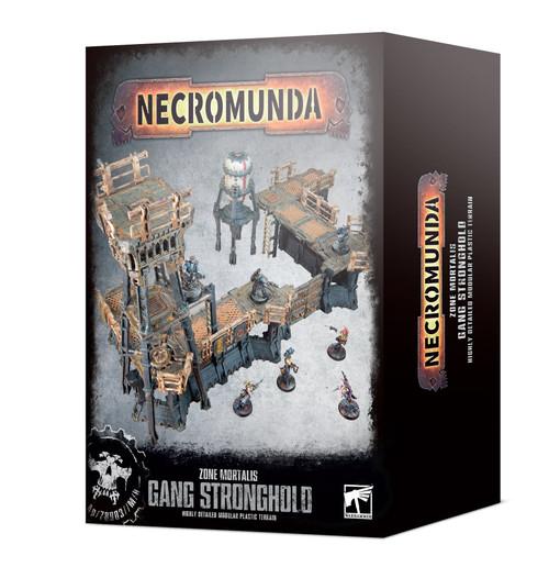 (Preorder) Warhammer 40K: Necromunda - Gang Stronghold