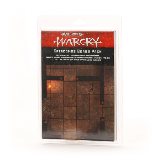 (Preorder) Warhammer: Age of Sigmar: Warcry - Warcry: Catacombs Board Pack