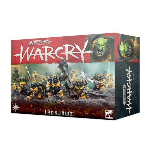 (Preorder) Warhammer: Age of Sigmar: Warcry - WC: Ironjawz