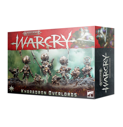 (Preorder) Warhammer: Age of Sigmar: Warcry - WC: Kharadron Overlords
