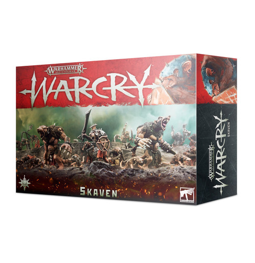 (Preorder) Warhammer: Age of Sigmar: Warcry - WC: Skaven