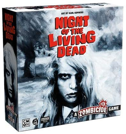 Board Games: Zombicide: Night of the Living Dead