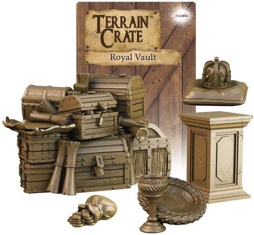 RPG Miniatures: Environment and Scenery - Terrain Crate: Royal Vault