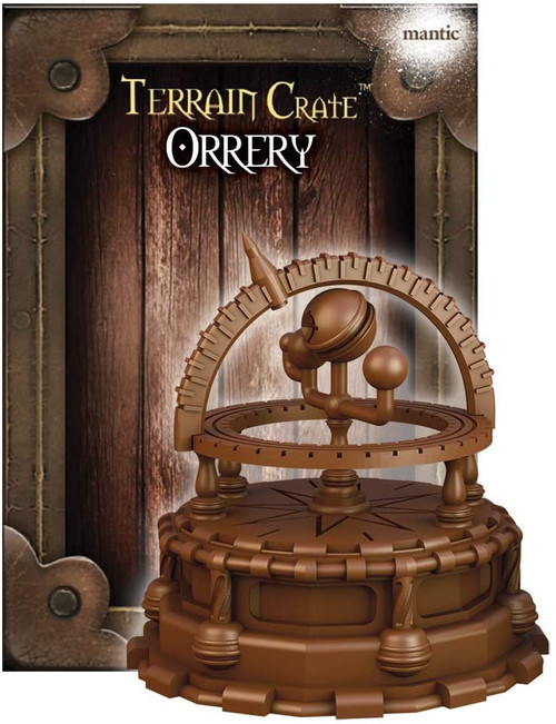 RPG Miniatures: Environment and Scenery - Terrain Crate: Orrery