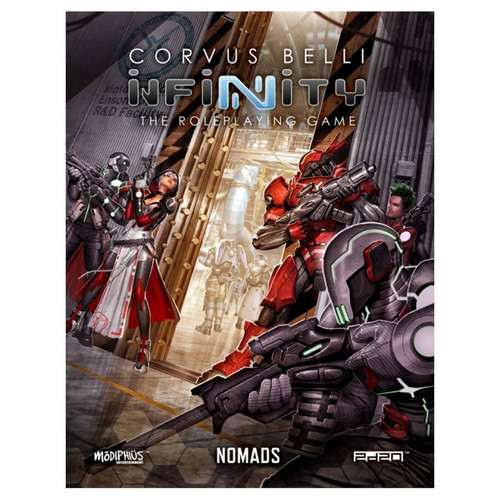 Miscellanous RPGs: Infinity RPG: Nomads