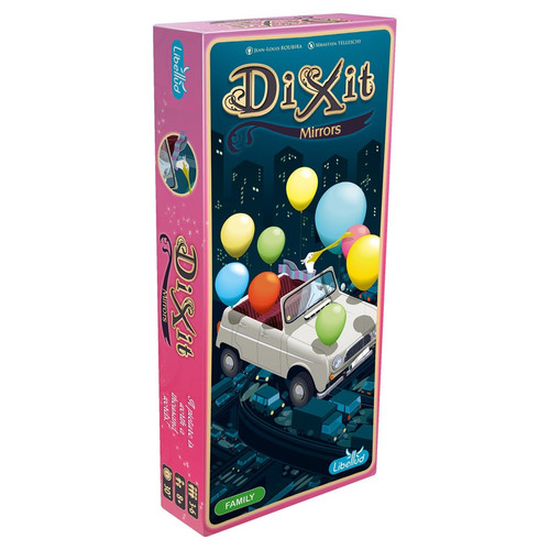 Board Games: Staff Recommendations - Dixit: Mirrors