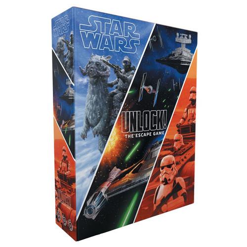 Board Games: Unlock - UNLOCK! Star Wars