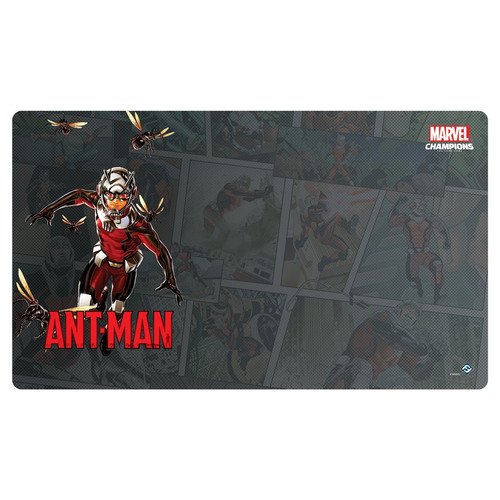 Card Games: Marvel Champions - Ant-Man Game Mat