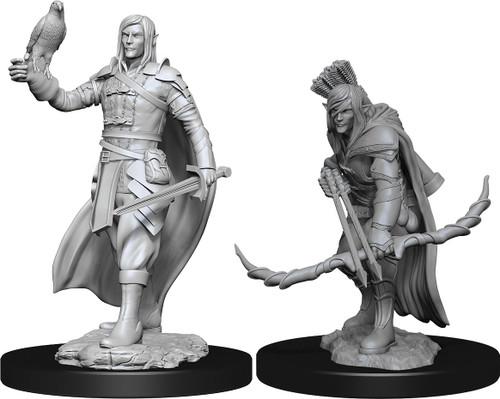 (Preorder) RPG Miniatures: Nolzur's - Nolzurs Marvelous Unpainted Miniatures: Elf Ranger Male