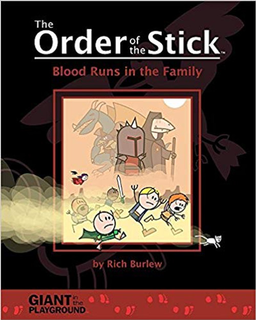 Order of the Stick Volume 5: Blood Runs in the Family