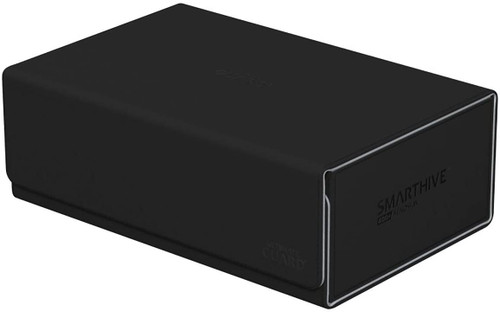 Deck Boxes: Premium Multi Dboxes - Smarthive 400+ SS XenoSkin - Black